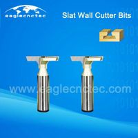 T Slat Wall CNC Router Cutter Bits for T Slot Cutting thumbnail image