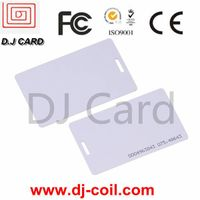 blank/ white smart card with high quality/access control card thumbnail image
