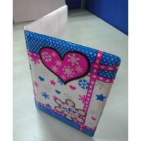 Cute design fashion pvc book cover thumbnail image
