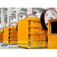 Big Stone Crushing Jaw crusher