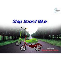 Step Board Bike