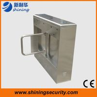 Swing barrier gate Barrier gate sensor Electric lock