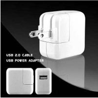 USB Power Adapter (US) Travel Charger for iPad 2 & iPad thumbnail image