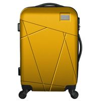 Promotional Gifts Trolley plane Luggage and cabin airport Luggage ABS+PC Trolley Suitcase with high thumbnail image