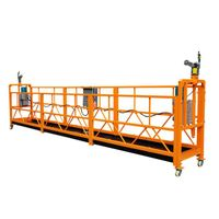 ZLP500 Platform Is For Temporary Applications For Lifting People And Their Working Equipment - At Un thumbnail image