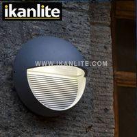 outdoor LED wall luminares aluminium diecasting body IP54