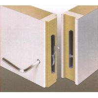 Panel joint: accessory for establing prefab cold storage room