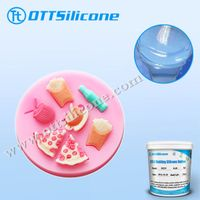 Silicone Rubber for Food Grade Molds