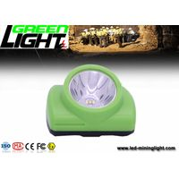Rechargeable Cordless Mining Light, Portable Explosion Proof IP68 Coal Miner Headlamp
