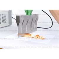 20Khz Customized Ultrasonic Cutting Machinery for Frozen Tomato Meat Food thumbnail image
