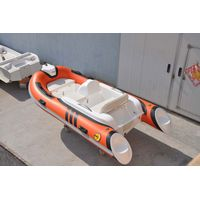 3.3m rigid inflatable boat rubber boat