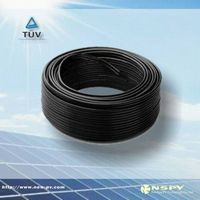 1000v TUV Approved solar power cable