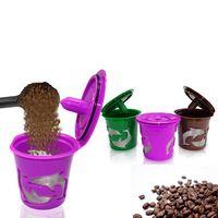 Keurig 2.0 refillable K-cup & Reusable K-carafe