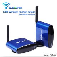 5.8GHz Wireless AV Sender Receiver PAKITE Wirelessly Audio Video Transmit with Long Range thumbnail image
