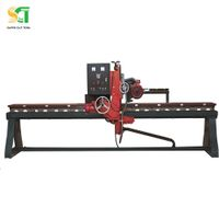 Edge polishing machine for stone countertop&bar counter edge profiling and polishing