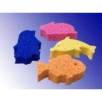bath cleaning sponge/kitchen cleaning sponge