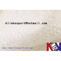 Brushed Knitted Suit Interlining PA/PES coated