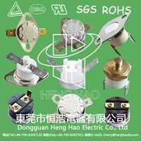 KSD301 thermal cutout switch,KSD301 heating thermostat thumbnail image
