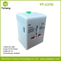 international electrical converter with USB electrical socket usb 220v eu au us uk plug
