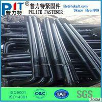 Carbon steel anchor bolt grade 4.8-10.9