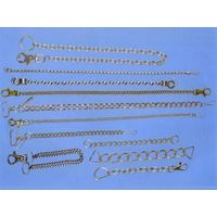Metal jewelry products