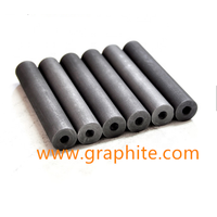 Fine Grain Graphite Tube Used in The Metal Manufacturing Industry thumbnail image