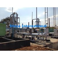 Waste tyre reprocessing plant unit in India
