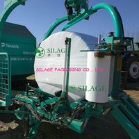 Silage Wrap Film and Stretch Film For Round Bales Packing Material