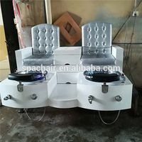 pedicure chair with bowl and jet