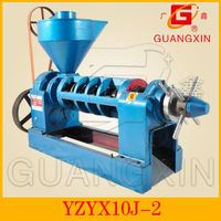 High oil output screw peanut oil extractor thumbnail image