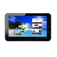 7 inch capactive touch tablet pc with google android 4.0 OS  VIA8850 1GHz DDR3512MB