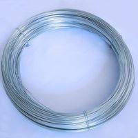 Elector-Galvanized Wire