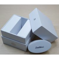 China supplier white fancy watch packing boxes