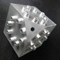 CNC machining large & medium precision machining