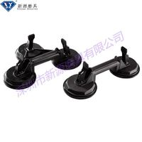 Powerful glass black suction cup,suction cup for glass thumbnail image