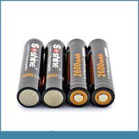 soshine recycle protected 2600mah 3.7v li ion battery thumbnail image