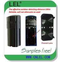 LBD-100  Long Range Outdoor Waterproof CE Approved Digital Active Infrared Beam Detector thumbnail image