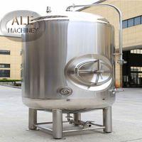 100l- 500l Hotel Fresh Beer Brewing Equipment/fermenter/fermentation Tank/brewing Kettle For Sale thumbnail image