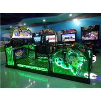 Coin Operated Soccer Video Arcade Games Big Football Electronic Lottery Game Machine thumbnail image