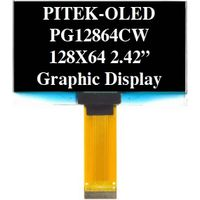 Graphic OLED Display Module PG12864CW/Y/G/B