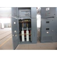 13.8kv high voltage power capacitor bank, 4400kvar CAPACITOR compensation unit to compensate power f
