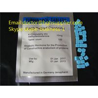 Turninabol Tablets,Oral Steroid,4-Chlorodehy dro methyltestosterone thumbnail image