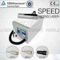 Professional Q-switch ND:YAG Laser Tatoo Removal Machine