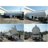 slurry tankers Vacuum Tank trailer 2 axles 20000L -30000L