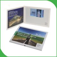 Portable Mini Video Player Card video Card