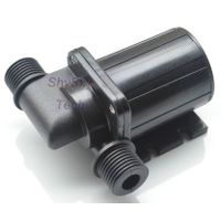 12V / 24V Micro DC Brushless Pump DC40C Series Low Noise For Cooling / Hot Water Pressurization App.