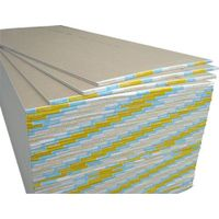 Gypsum and Cement Boards