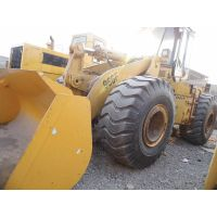 used CAT966F wheel loader