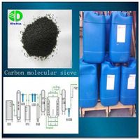 Adsorbent carbon molecular sieve for PSA nitrogen generator