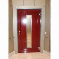Aluminium profile for doors and windows with electrophoretic coating surface treatment thumbnail image